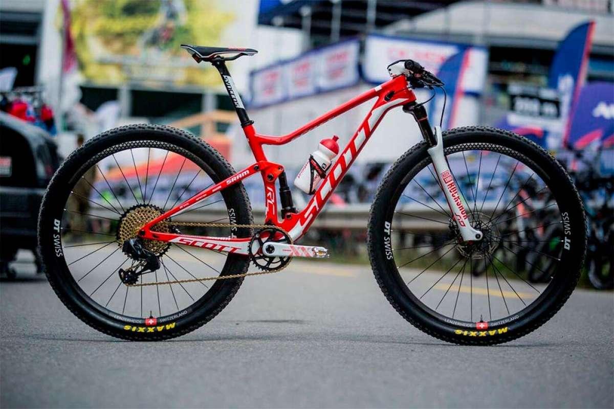 Las bicicletas más rápidas del Mundial XCO 2018 de Lenzerheide: Trek, Scott, Specialized, Canyon y Torpado