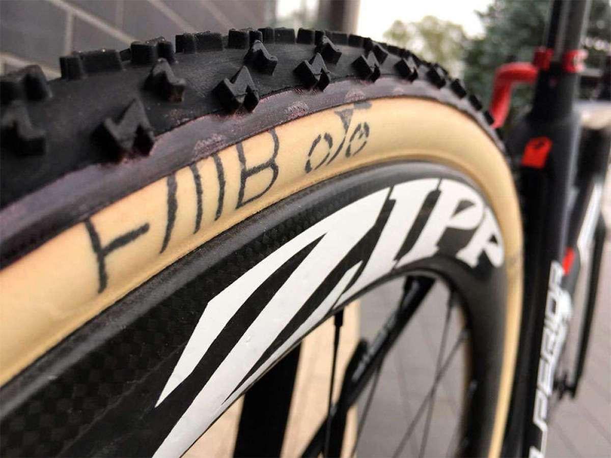 Los neumáticos tubulares de FMB llegan a España de la mano de Bide Sport