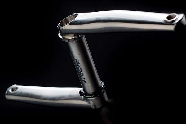 Cane Creek eeWings, unas exclusivas y ultraligeras bielas fabricadas íntegramente en titanio