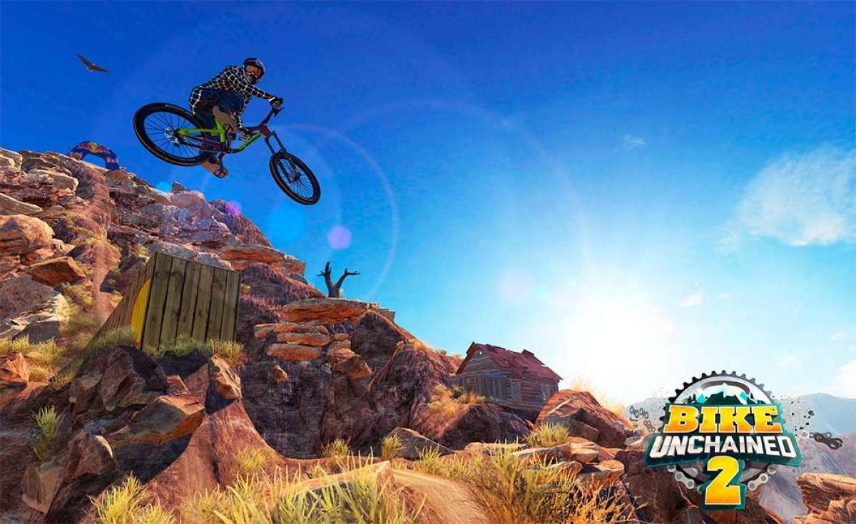 Ya disponible Bike Unchained 2, el videojuego de Red Bull para emular a los mejores pilotos de DH y Slopestyle
