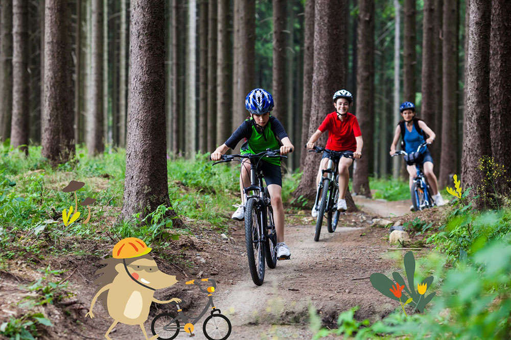 En TodoMountainBike: Bikefriendly Kids, una oferta cicloturista para disfrutar de la bicicleta en familia