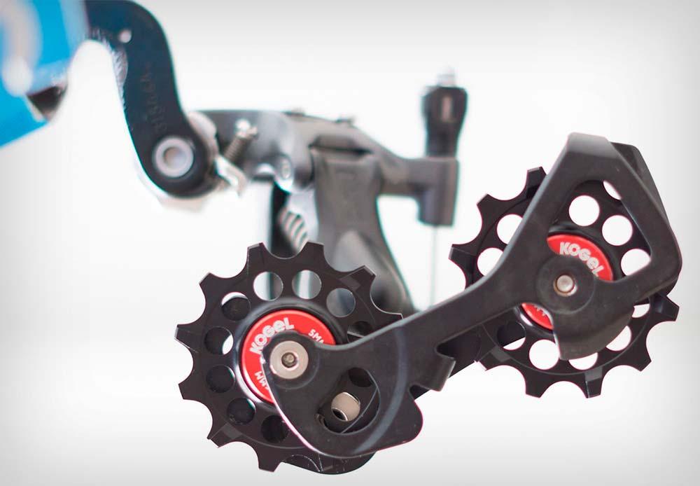 En TodoMountainBike: Bikesur Sport introduce en España los rodamientos y componentes cerámicos Kogel Bearings