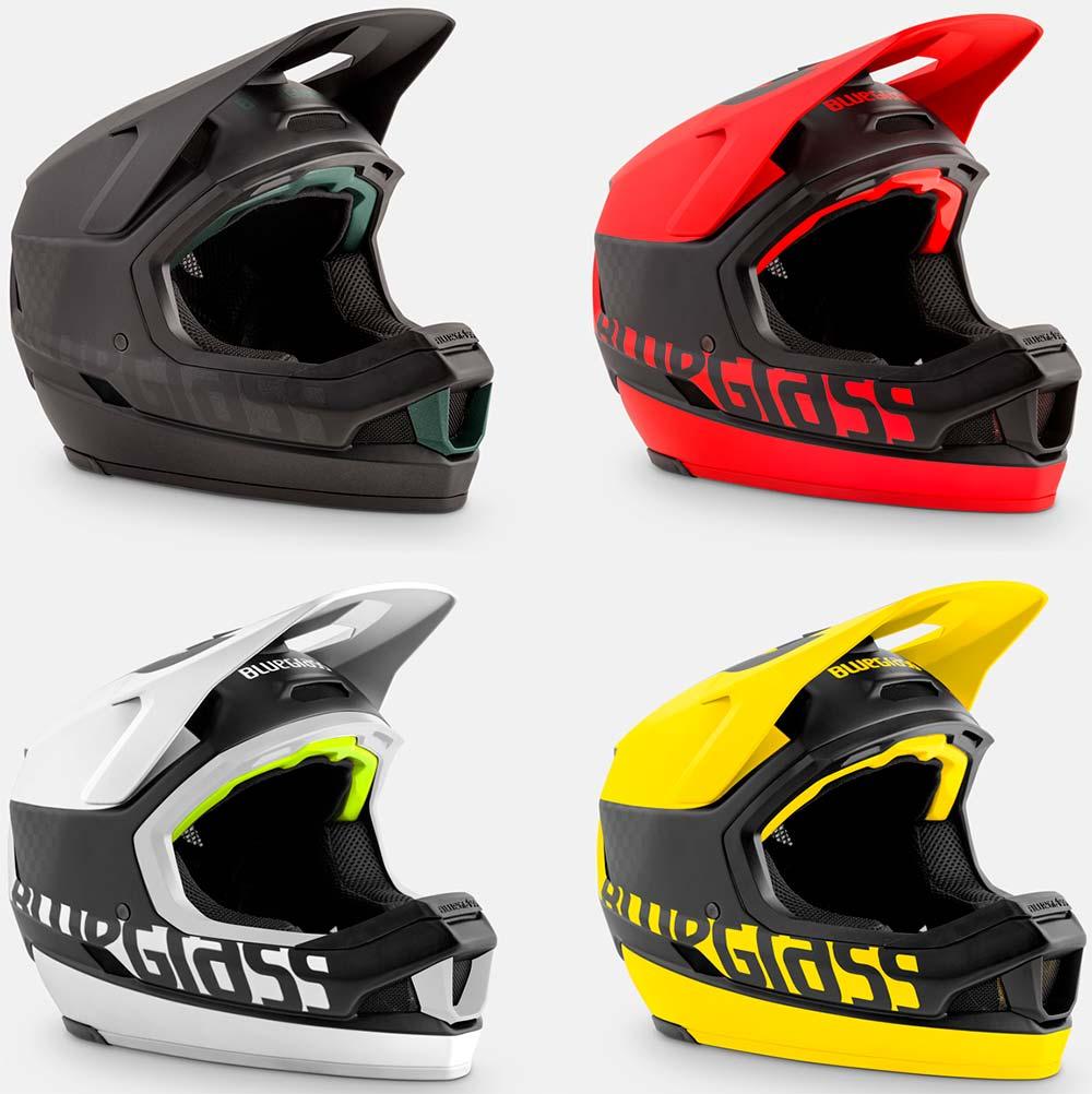 En TodoMountainBike: Carcasa de carbono y protección MIPS:E2 para el casco integral Bluegrass Legit Carbon