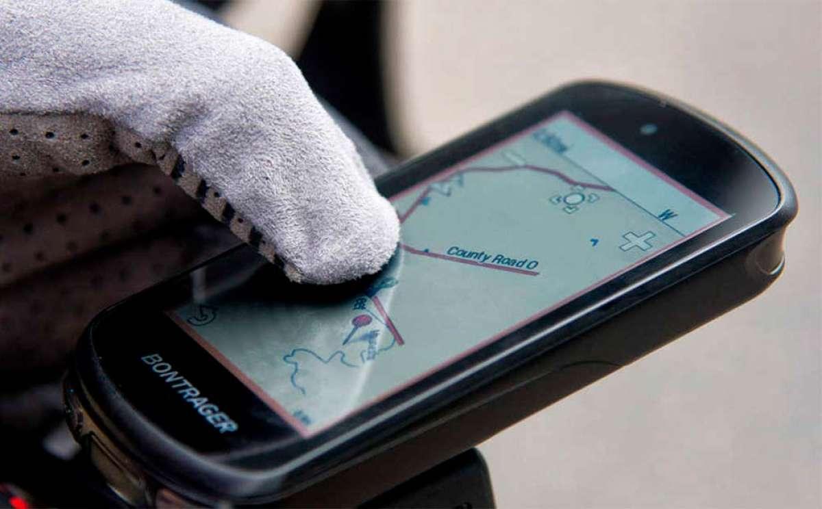 Bontrager y Garmin se asocian con una versión exclusiva del ciclocomputador Edge 1030 GPS