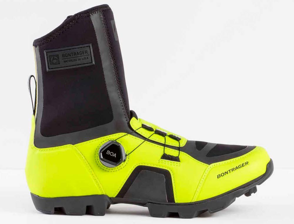 En TodoMountainBike: Bontrager JFW Winter, unas zapatillas que protegen del frío, de la humedad y de los conductores distraídos