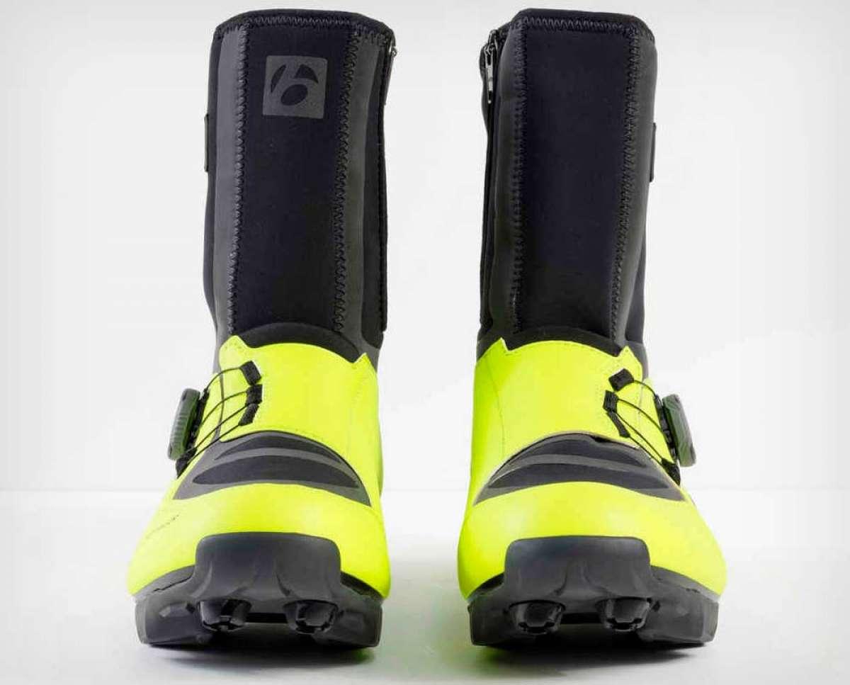 Bontrager JFW Winter, unas zapatillas que protegen del frío, de la humedad y de los conductores distraídos