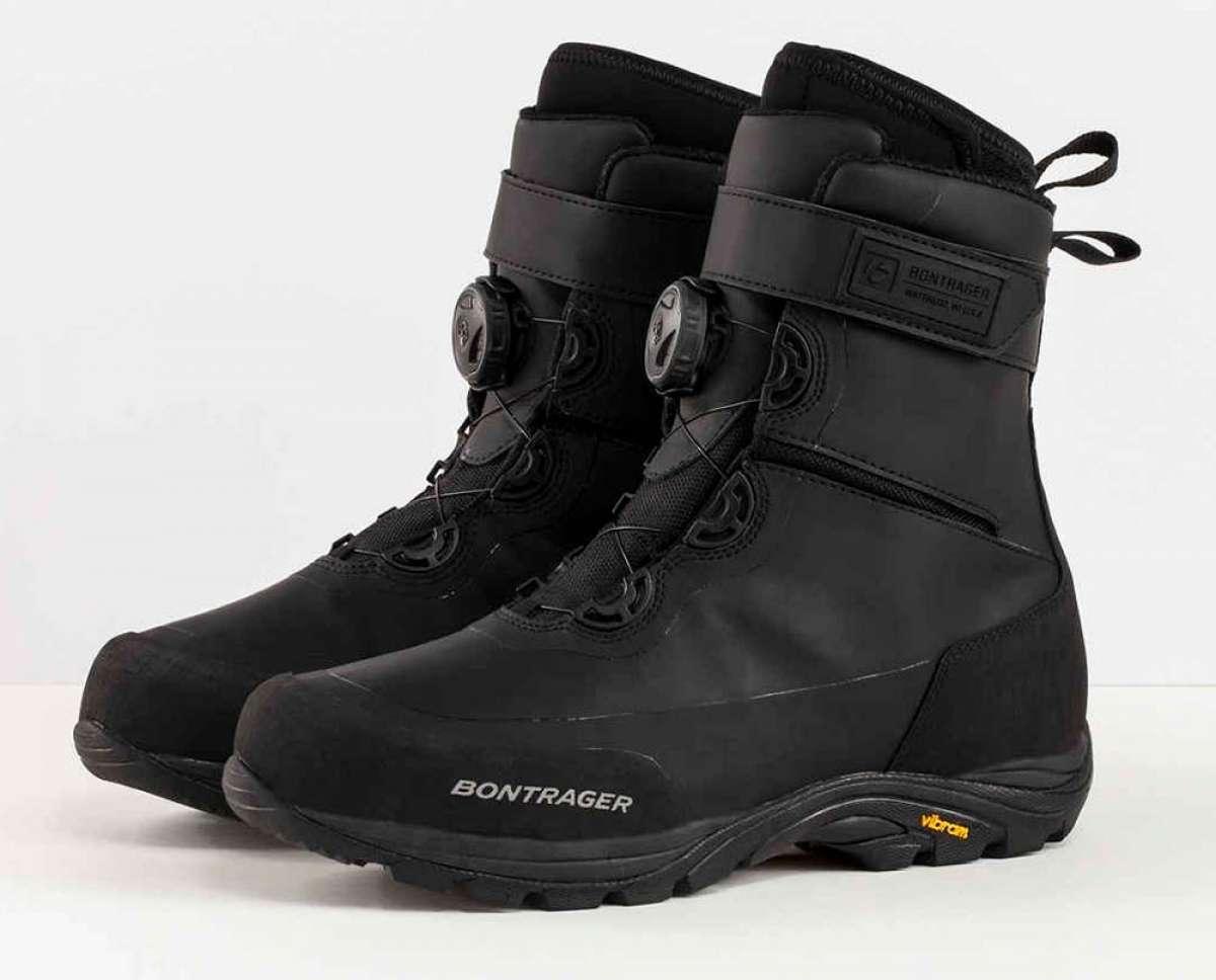 En TodoMountainBike: Bontrager actualiza sus zapatillas invernales OMW Winter con un cierre Boa, entre otros detalles