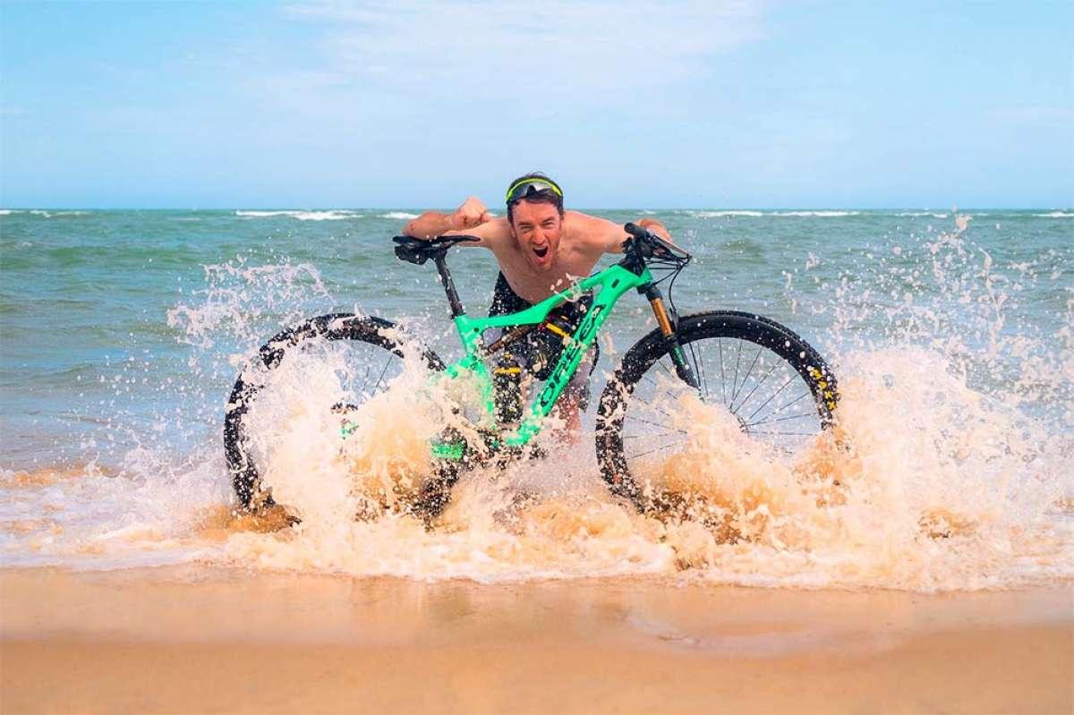 La Brasil Ride 2018 con Ibon Zugasti y Alberto Losada: el reportaje