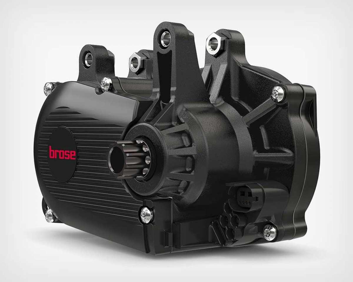 Brose presenta el motor Drive S Mag: más pequeño, potente, ligero y con nuevo sistema de asistencia