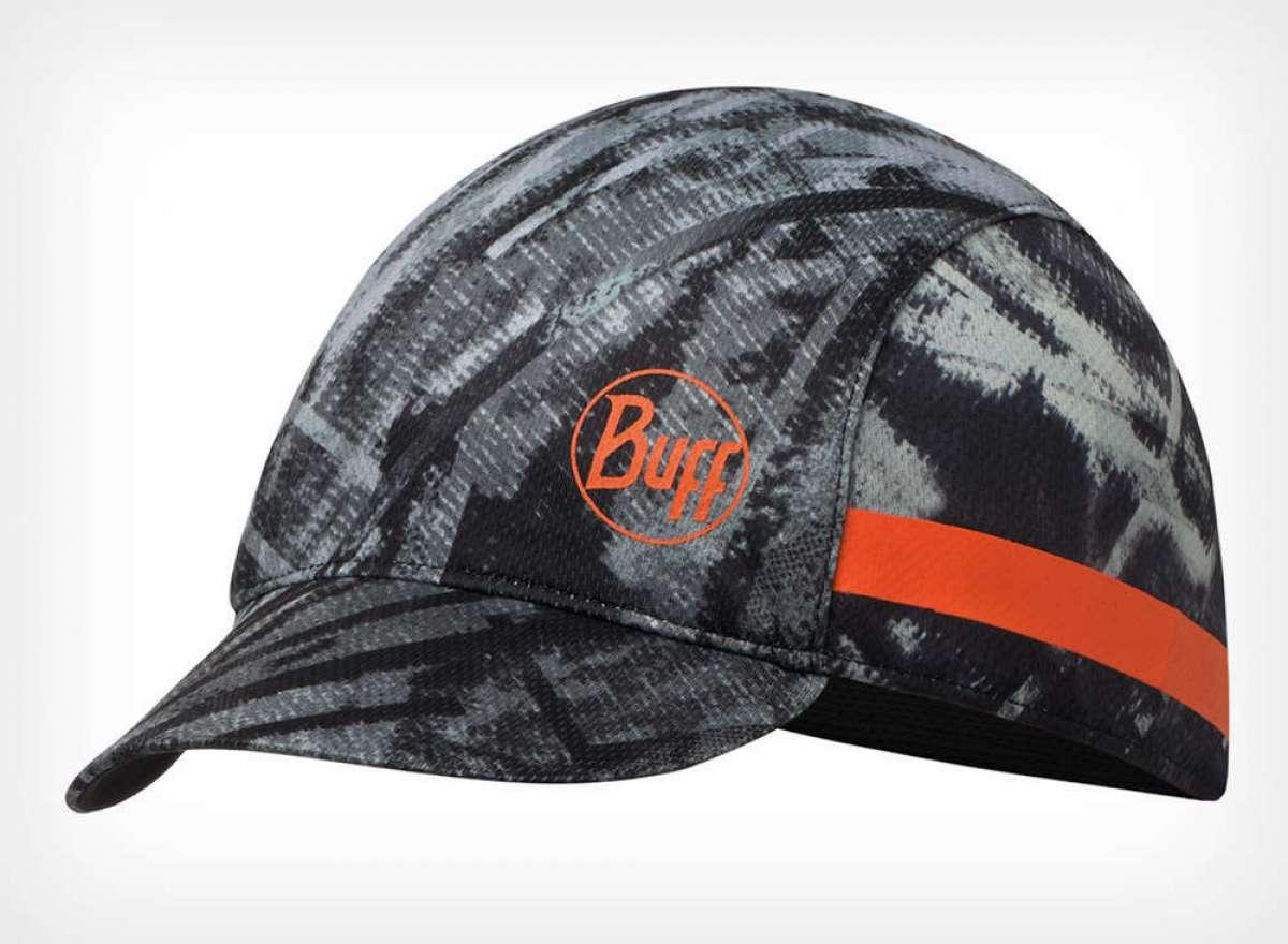 Protección extra bajo el casco con los indispensables de Buff para ciclistas