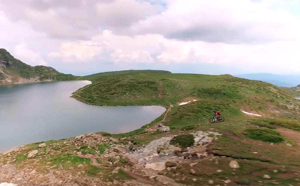 Descubriendo los mejores senderos del suroeste de Bulgaria con Jerome Clementz
