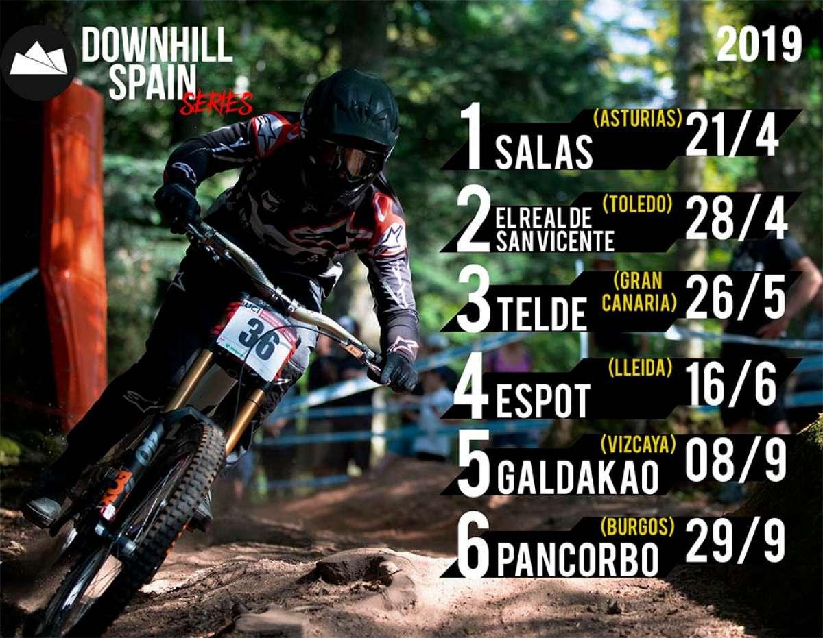 En TodoMountainBike: Nace el Downhill Spain Series, un campeonato de DH con seis carreras para su primera edición