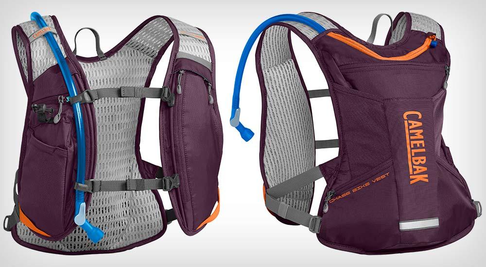 En TodoMountainBike: El Chase Bike Vest, el chaleco de hidratación de Camelbak, recibe una versión femenina