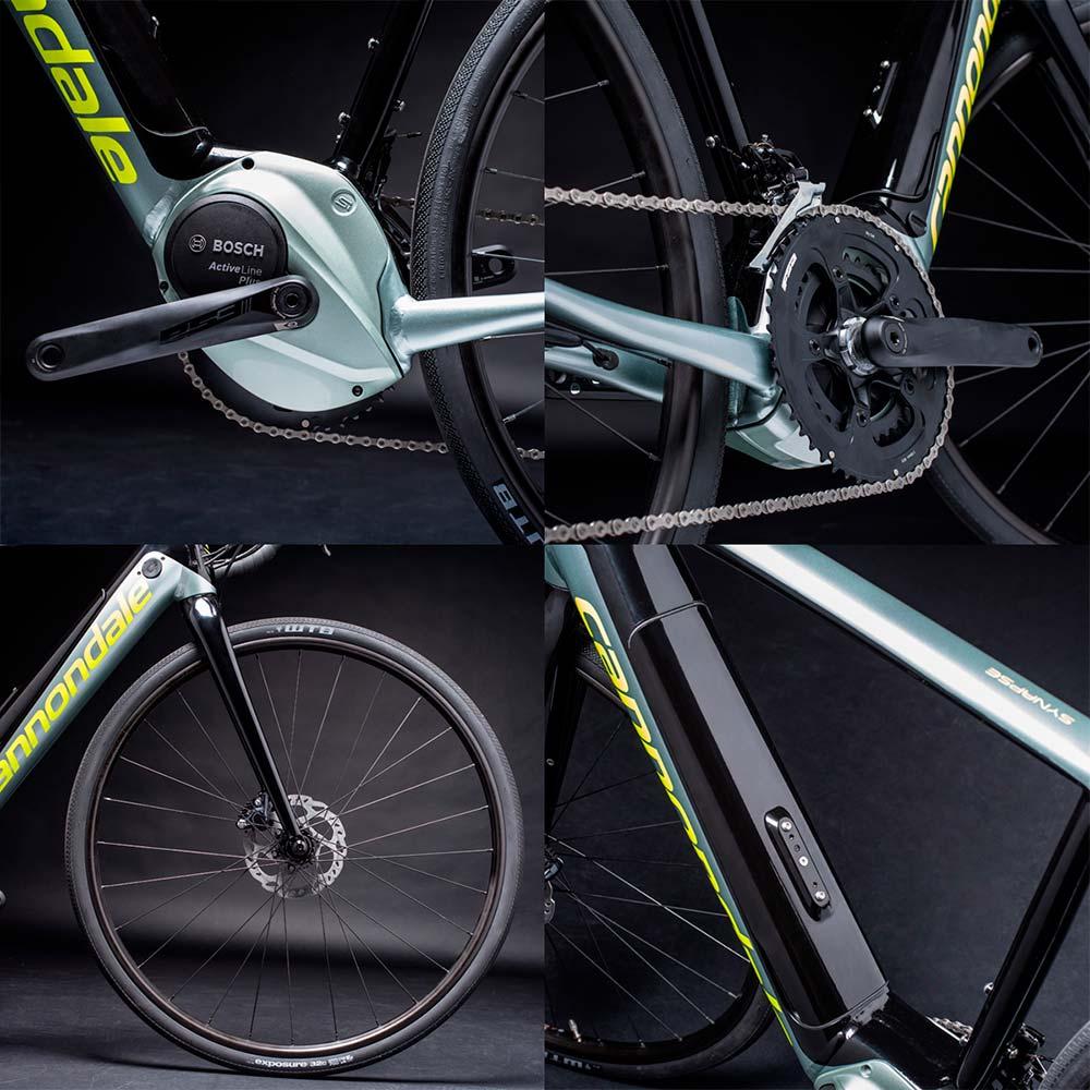 En TodoMountainBike: Cannondale Synapse NEO, la primera bicicleta eléctrica de carretera de la firma ya está aquí