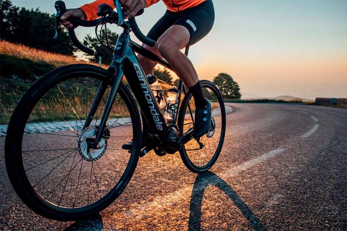 Cannondale Synapse NEO, la primera bicicleta eléctrica de carretera de la firma ya está aquí