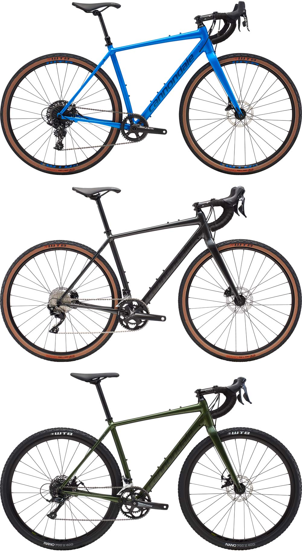 En TodoMountainBike: Cannondale Topstone, otra interesante bicicleta para adentrarse en el mundo del Gravel