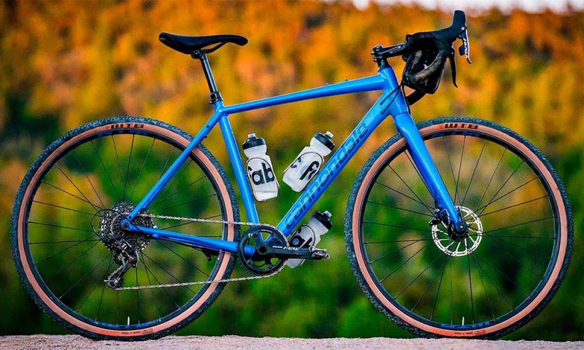 Cannondale Topstone, otra interesante bicicleta para adentrarse en el mundo del Gravel