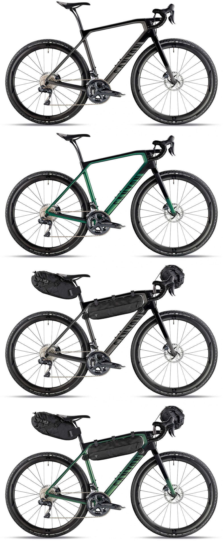 En TodoMountainBike: Canyon Grail, una 'Gravel Bike' de diseño vanguardista y carácter aventurero