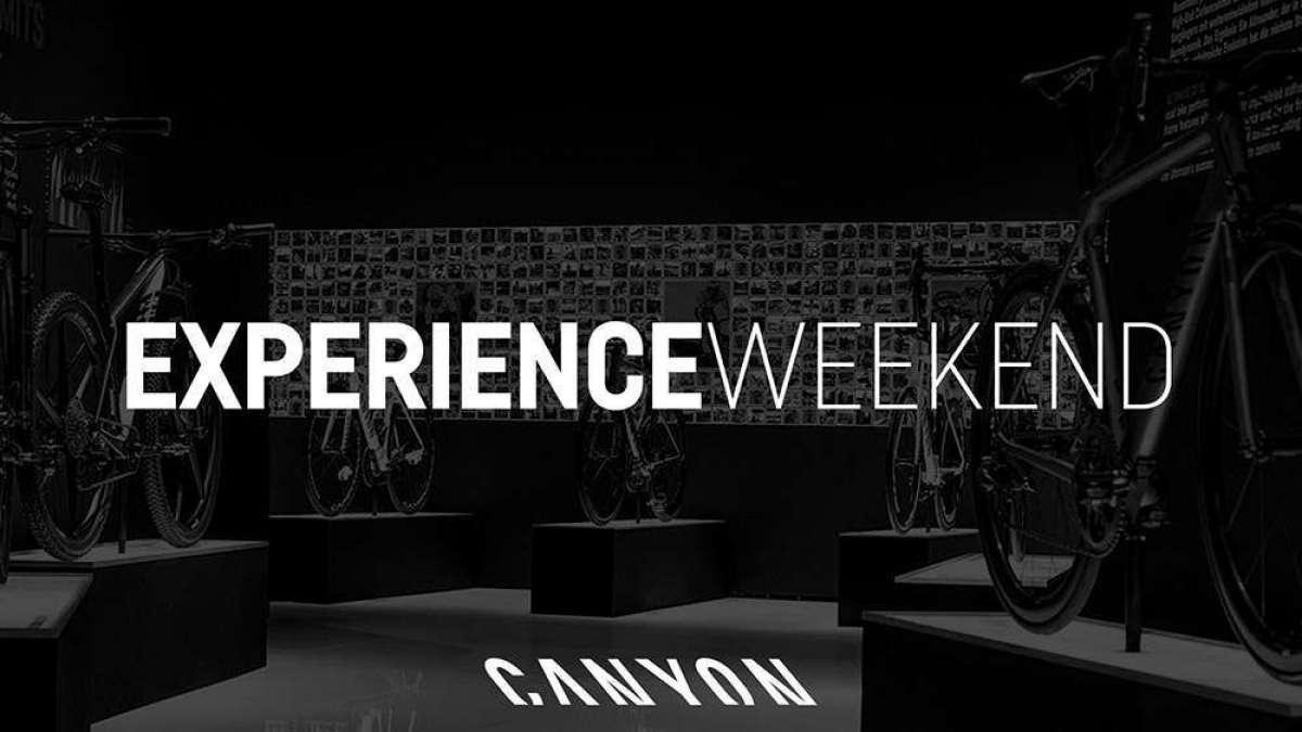 El Canyon Weekend Experience llega a Madrid para ver, tocar y probar las bicicletas de la marca alemana