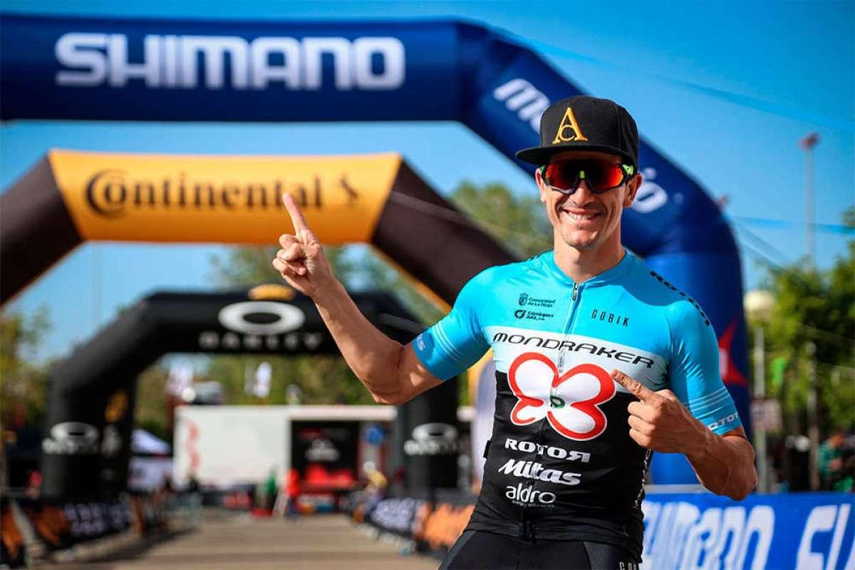 La experiencia de Carlos Coloma en La Rioja Bike Race 2018
