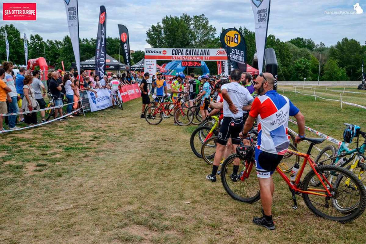 La carrera de bicicletas clásicas del Sea Otter Europe 2018: una cita imprescindible para nostálgicos