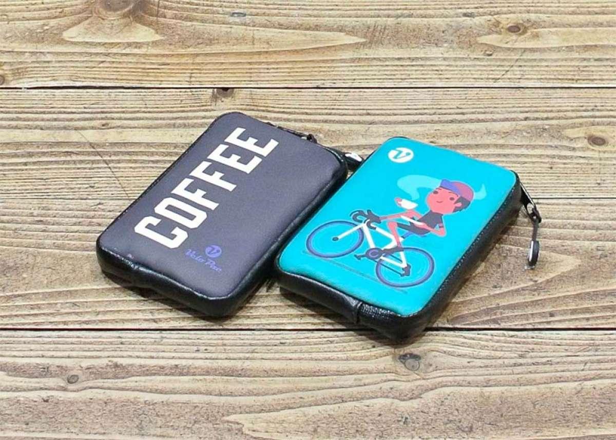 En TodoMountainBike: VeloPac RidePac, carteras impermeables para llevar todo lo necesario encima de la bicicleta