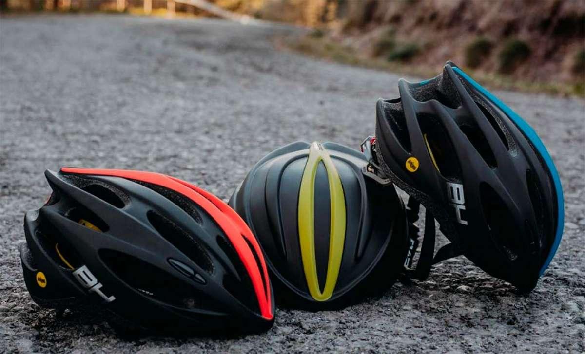 Los cascos BH Evo de 2019 estrenan el sistema de protección MIPS