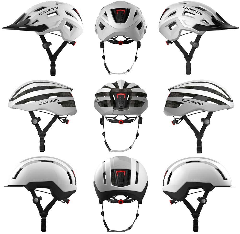En TodoMountainBike: Sistema de comunicación, luz LED integrada y detección de accidentes para los cascos Coros SafeSound