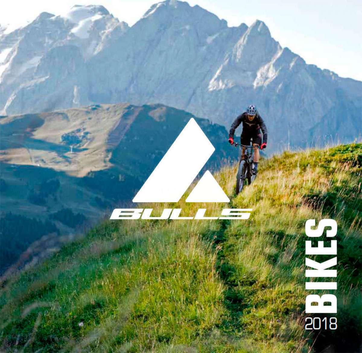 Catálogo de Bulls 2018. Toda la gama de bicicletas Bulls para la temporada 2018