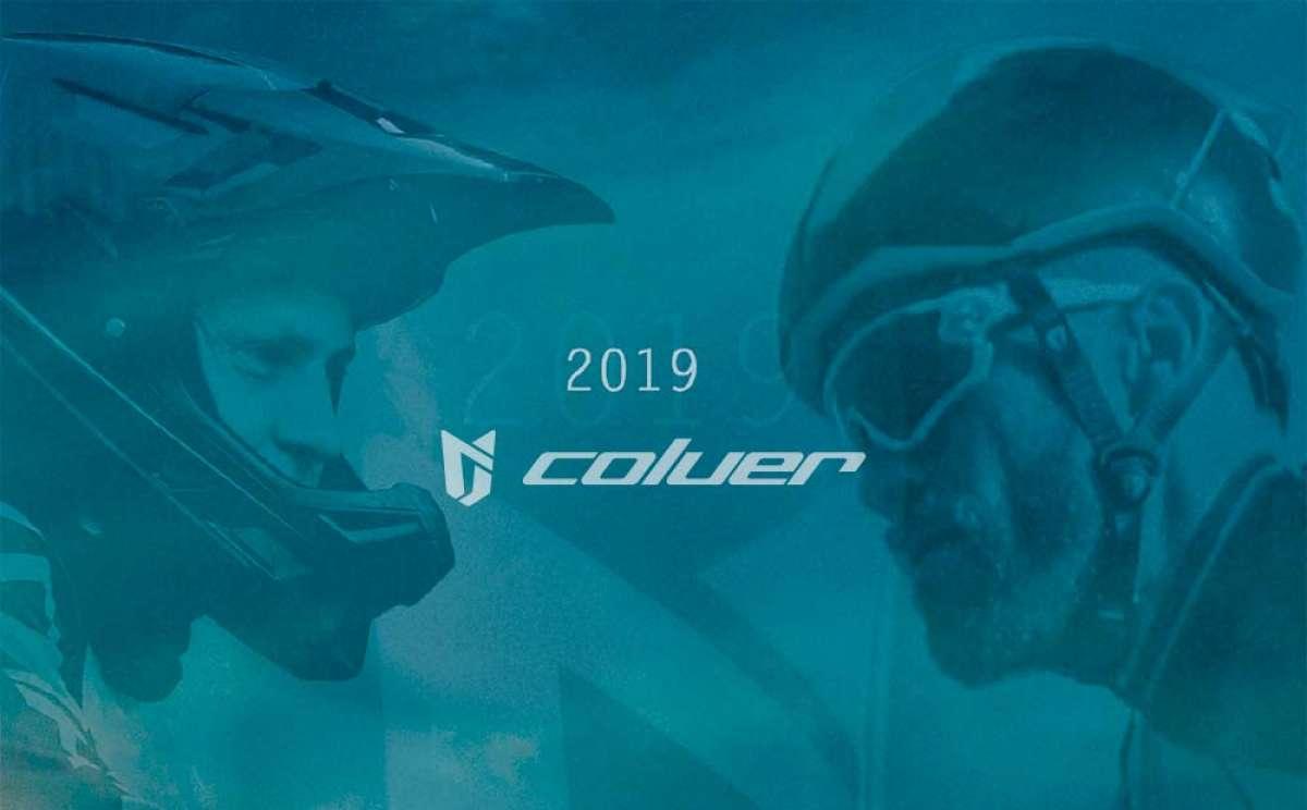 Catálogo de Coluer 2019. Toda la gama de bicicletas Coluer para la temporada 2019