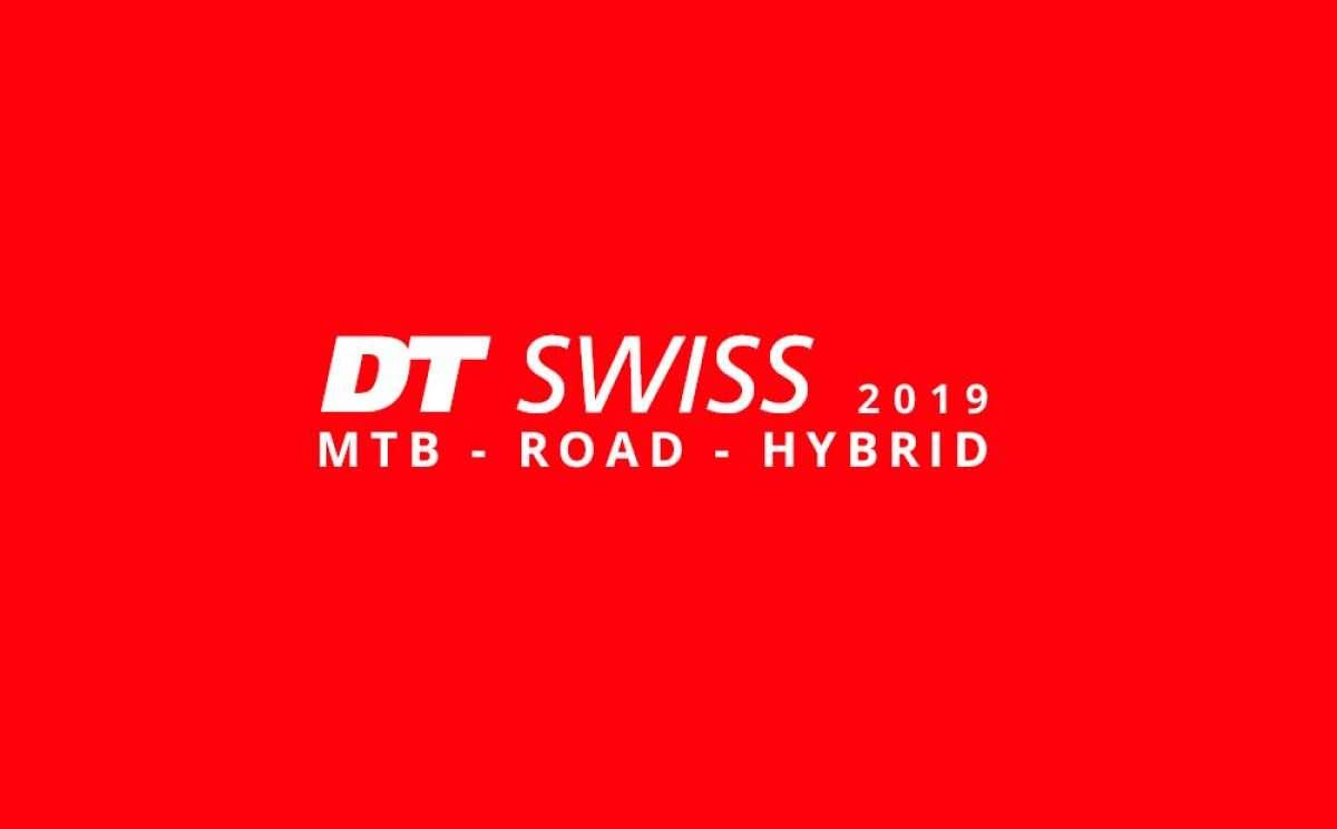 En TodoMountainBike: Catálogo de DT Swiss 2019. Toda la gama de componentes DT Swiss para la temporada 2019
