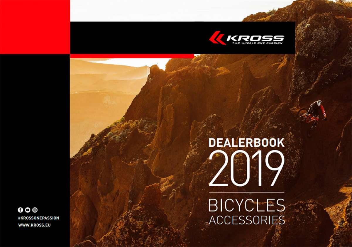 Catálogo de Kross Bikes 2019. Toda la gama de bicicletas Kross para la temporada 2019