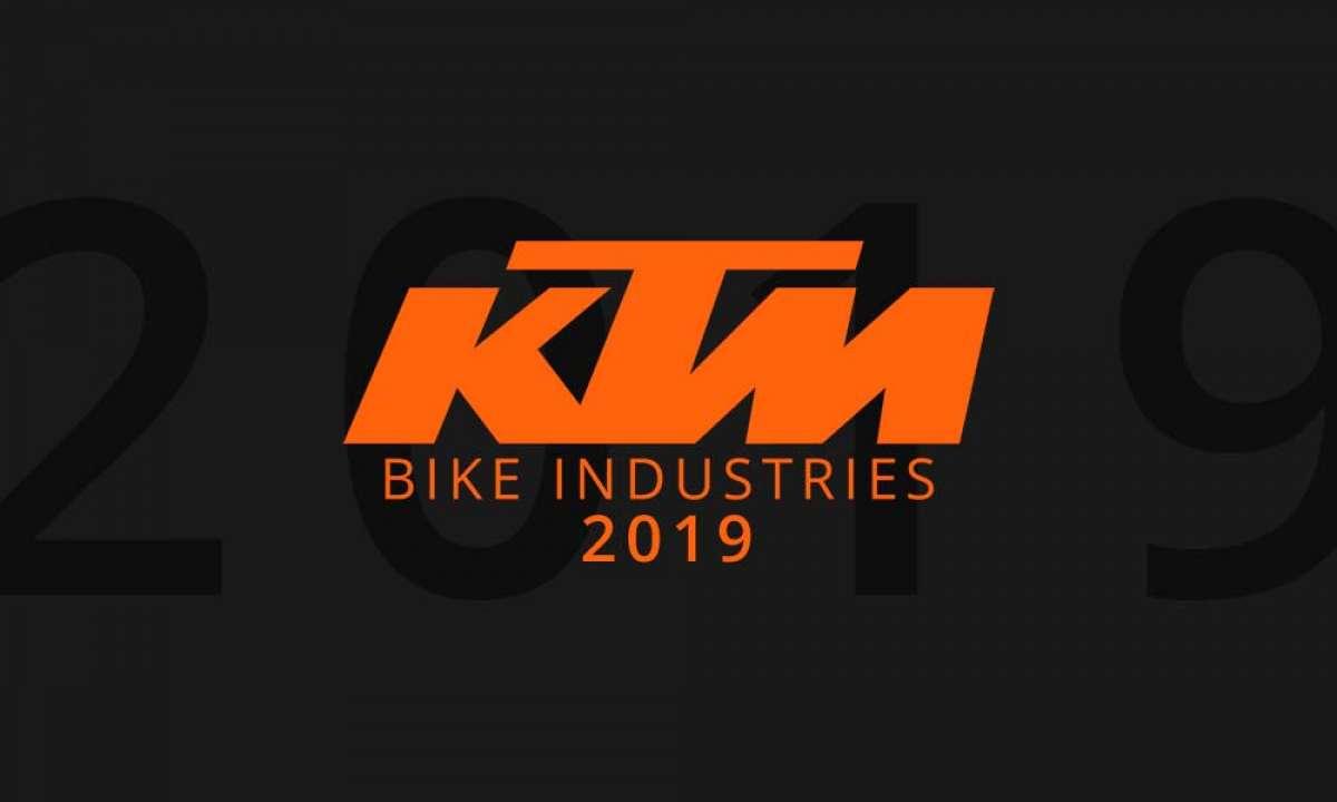 Catálogo de KTM 2019. Toda la gama de bicicletas KTM para la temporada 2019