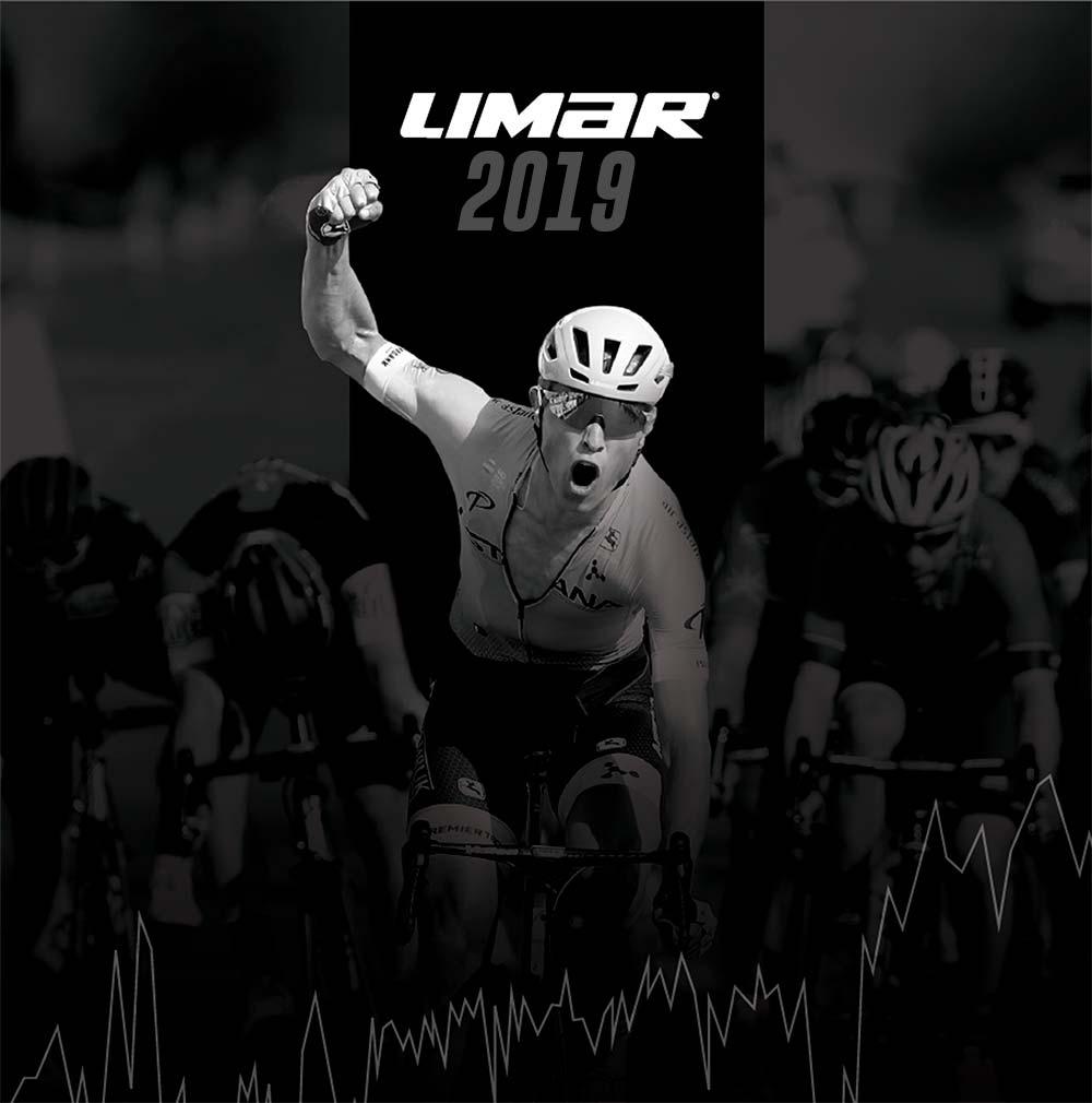 Catálogo de Limar 2019. Toda la gama de cascos y gafas Limar para la temporada 2019