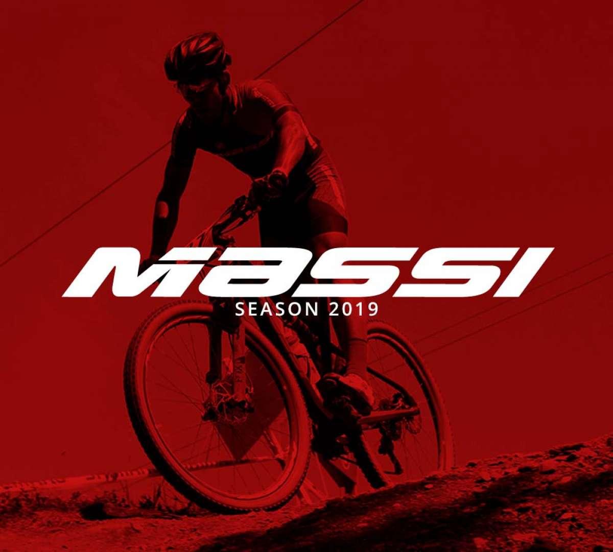 Catálogo de Massi Bikes 2019. Toda la gama de bicicletas Massi para la temporada 2019