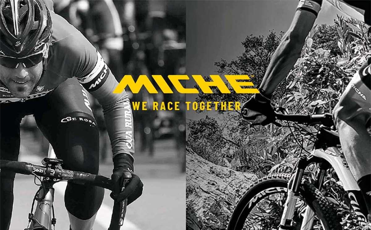 En TodoMountainBike: Catálogo de Miche 2019. Toda la gama de componentes Miche para la temporada 2019