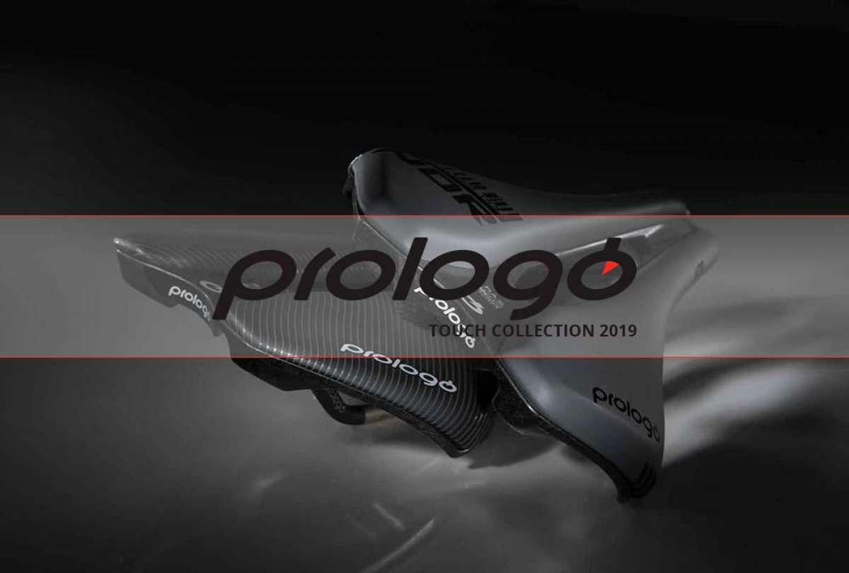 Catálogo de Prologo 2019. Toda la gama de sillines Prologo para la temporada 2019
