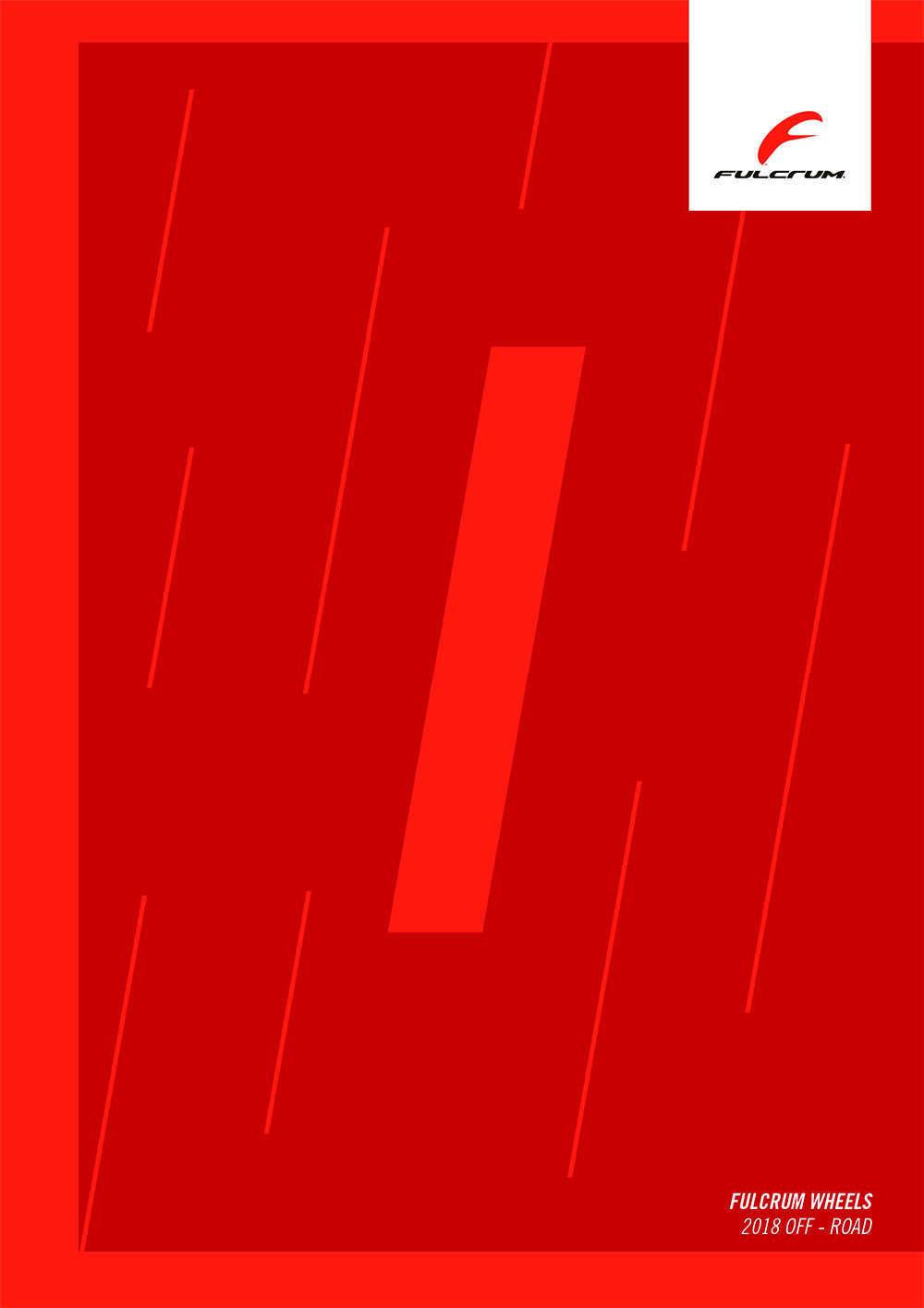 Catálogo de Fulcrum 2018. Toda la gama de ruedas Fulcrum para la temporada 2018