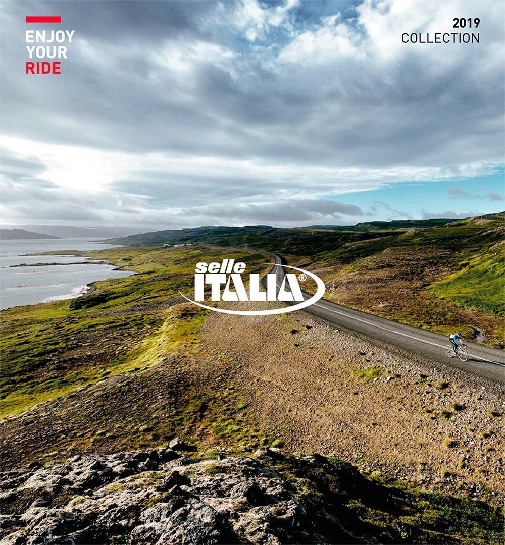 Catálogo de Selle Italia 2019. Toda la gama de sillines Selle Italia para la temporada 2019