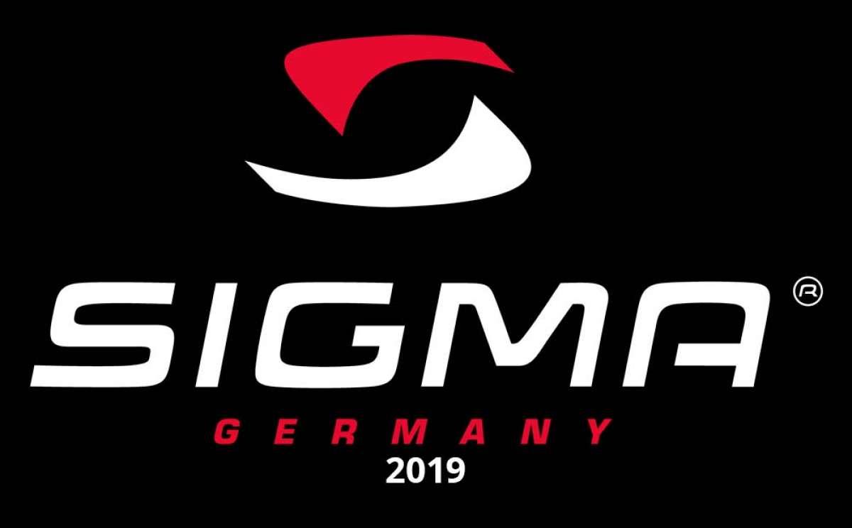 Catálogo de Sigma Sport 2019. Toda la gama de productos Sigma para la temporada 2019