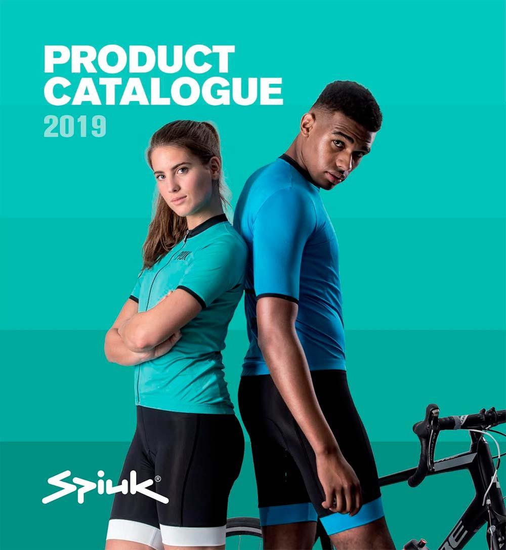 Catálogo de Spiuk 2019. Toda la gama de equipamiento Spiuk para la temporada 2019