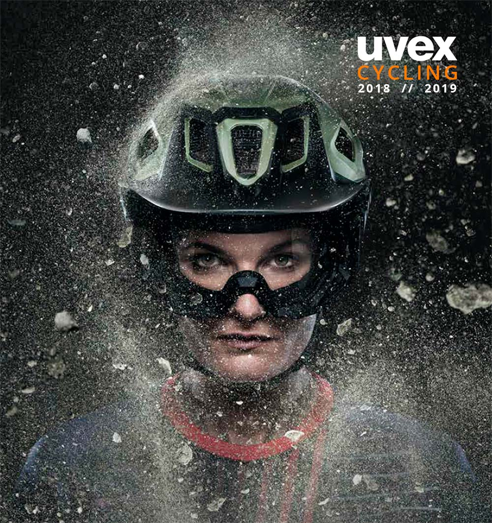 Catálogo de Uvex 2019. Toda la gama de cascos Uvex para la temporada 2019