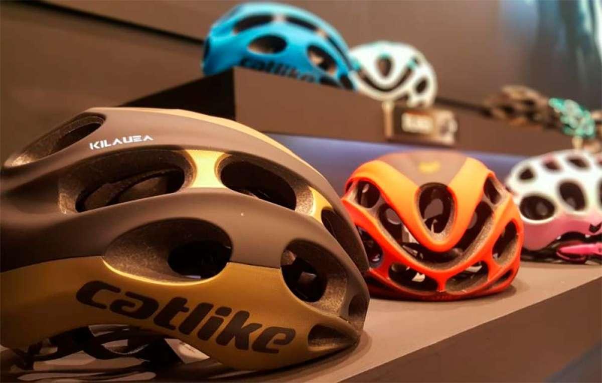 Catlike Kilauea, llega el casco para ciclistas más avanzado de la firma española