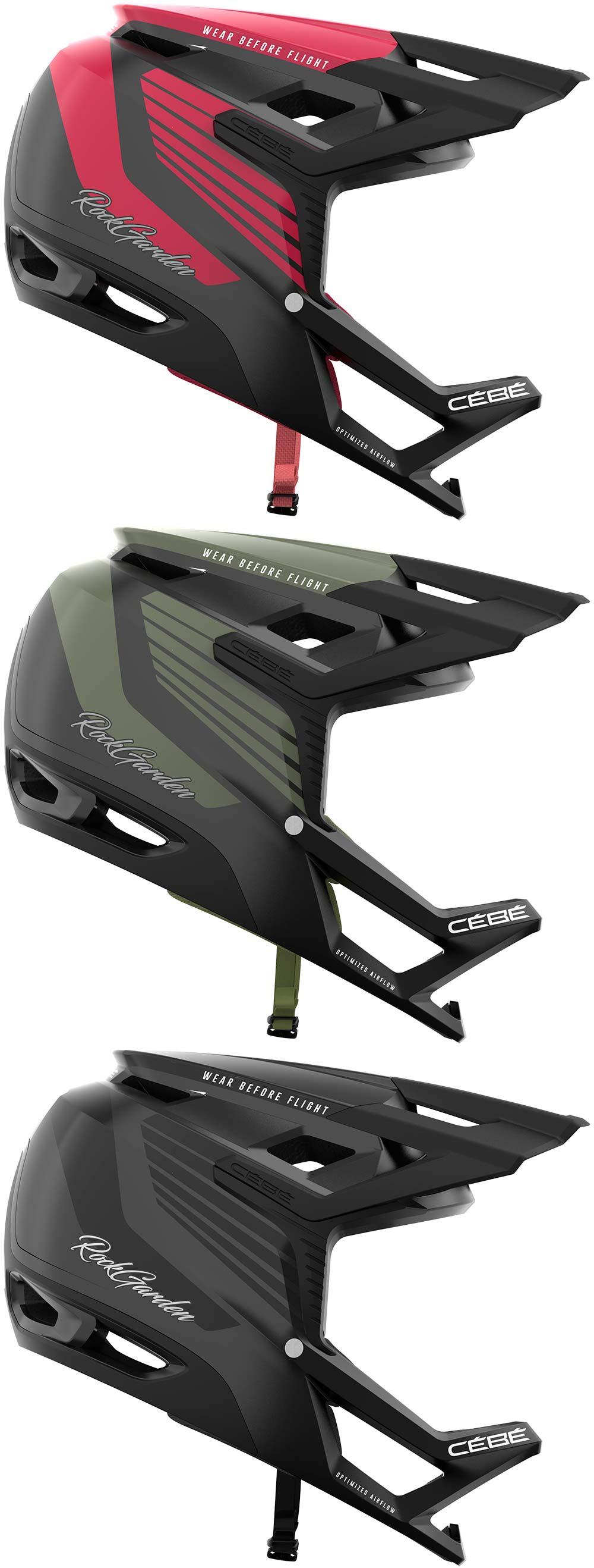 En TodoMountainBike: Cébé presenta el RockGarden, un casco integral de diseño único para entusiastas del Enduro