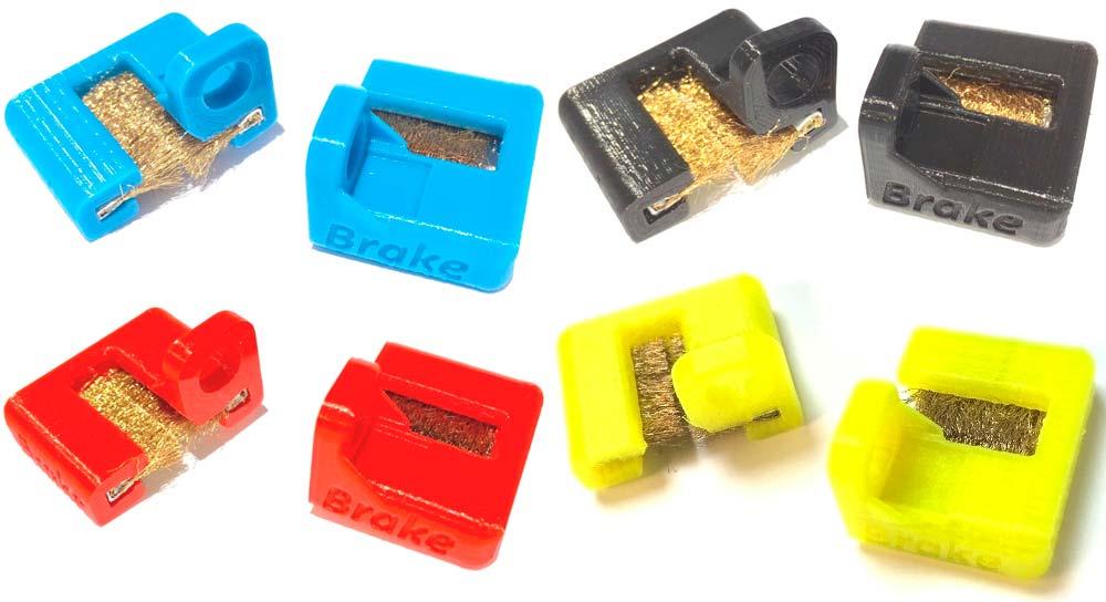 En TodoMountainBike: Brake Protec, un cepillo metálico para mejorar el rendimiento de los frenos de disco