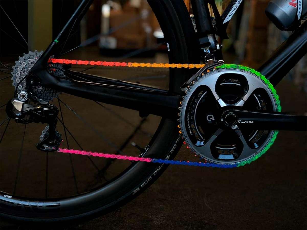 Las ceras de colores Wend Wax-On para lubricar la cadena llegan a España de la mano de Bikesur Sport