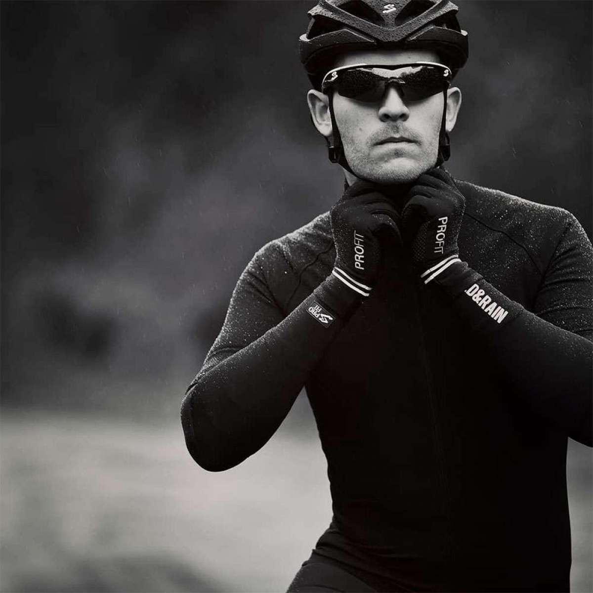 Spiuk blinda a los ciclistas frente a la lluvia y el viento con la chaqueta Profit Cold&Rain con membrana eVent