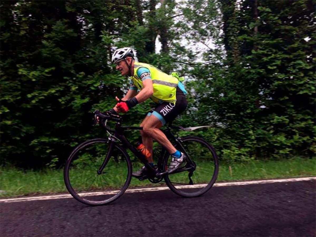 En TodoMountainBike: Un ciclista de Berriatua (Bizkaia, País Vasco) sube tres veces la altura del Everest en una única sesión de Strava