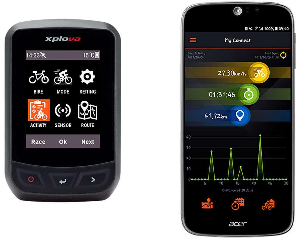 En TodoMountainBike: Xplova X3, un ciclocomputador GPS de funciones avanzadas a precio insuperable