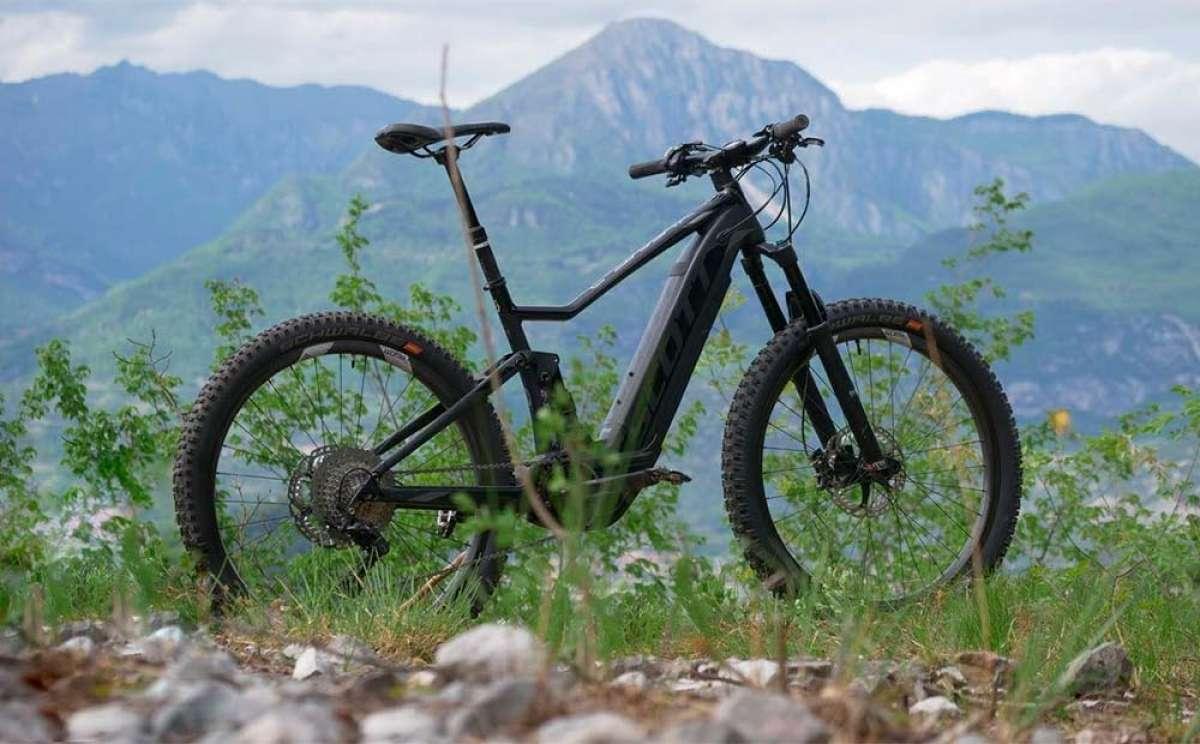 En TodoMountainBike: Explorando Riva del Garda con Scotty Laughland y su Scott E-Spark 710